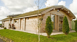 Timber Lodges Lancashire | Lodges Ribble Valley | Bespoke Lodges